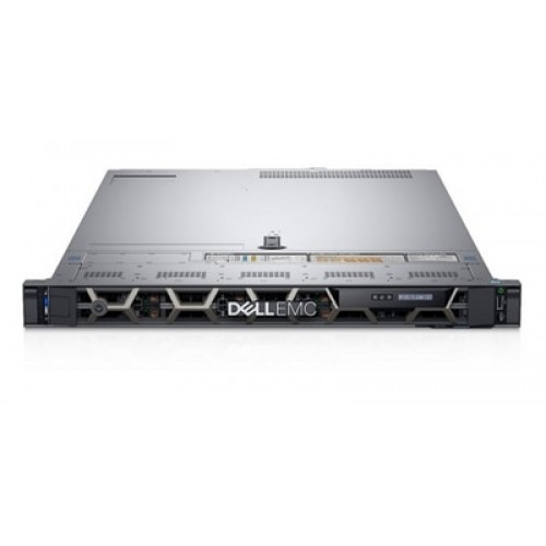 Dell PowerEdge R640 1 x Xeon 3104 - Ram 8GB - Sas 300GB 12Gbps - Raid H330 - Ps 495W